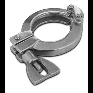 "1.5"" Double Hinge Tri-clamp"