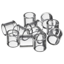 Goldleaf Scientific Borosilicate Raschig Rings, 18mm (15-Pack)