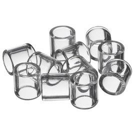 Goldleaf Scientific Borosilicate Raschig Rings, 10mm (15-Pack)
