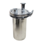 Goldleaf Scientific -40°C Mechanical Cold Trap w/ Stainless Steel Baffle Insert