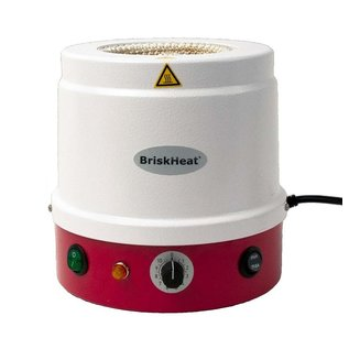 BriskHeat 1L Heating Mantle with Built-in Controller