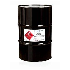 Goldleaf Scientific N-Heptane 98%+, 55 gal (w/ Isomers)
