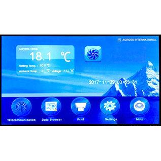 Across International 21 Cu Ft -86°C Ultra-Low Chest Freezer UL CSA Certified 220V