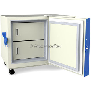 Across International 4 Cu Ft -86°C Ultra-Low Chest Freezer UL CSA Certified 110V