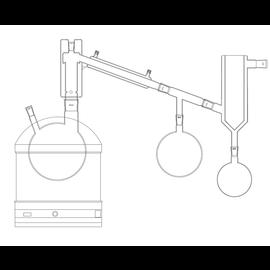 Goldleaf Scientific Short Path Kit, Eco Series