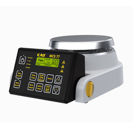Cat Scientific MCS 77 Hotplate/Stirrer, Programmable, 120V 60Hz