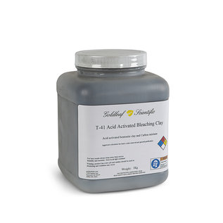 Goldleaf Scientific Acid Actvated Decolorizing Clay T-41