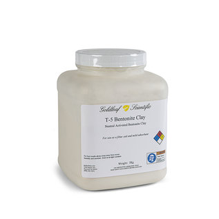 Goldleaf Scientific T-5™ Neutral Activated Bentonite Clay