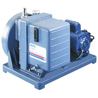Welch Vacuum 1376B-01 DuoSeal Belt-Drive Vacuum Pump, 300 LPM, 115V
