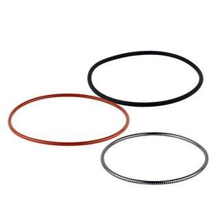 O-ring for 100mm Schott Flange, Viton