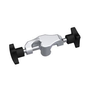 Goldleaf Scientific Cross Over Clamp for Homogenizer Stand, Stainless Steel