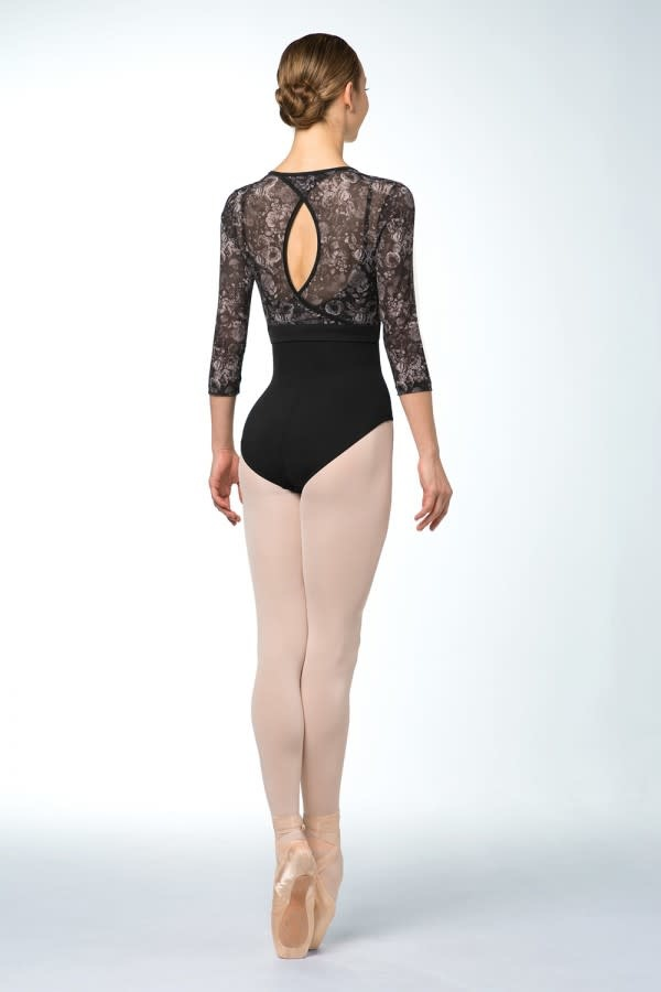 Bloch Wrap Top Bloch Z9926