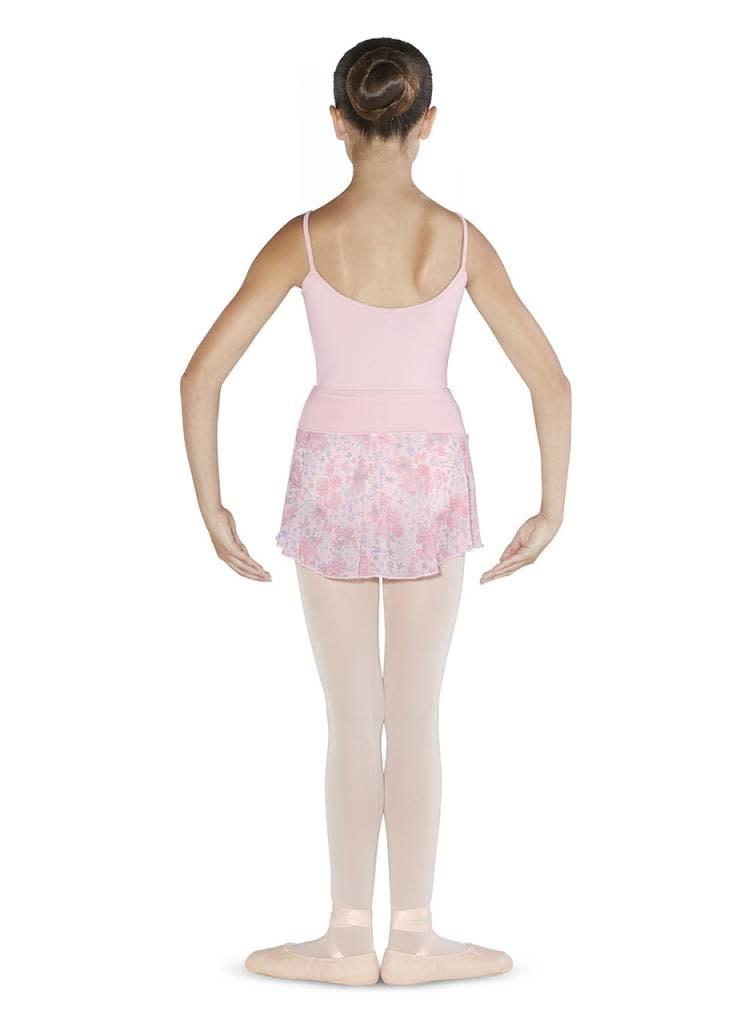 Bloch Bouquet Bloom Mesh Skirt, Bloch CR4801