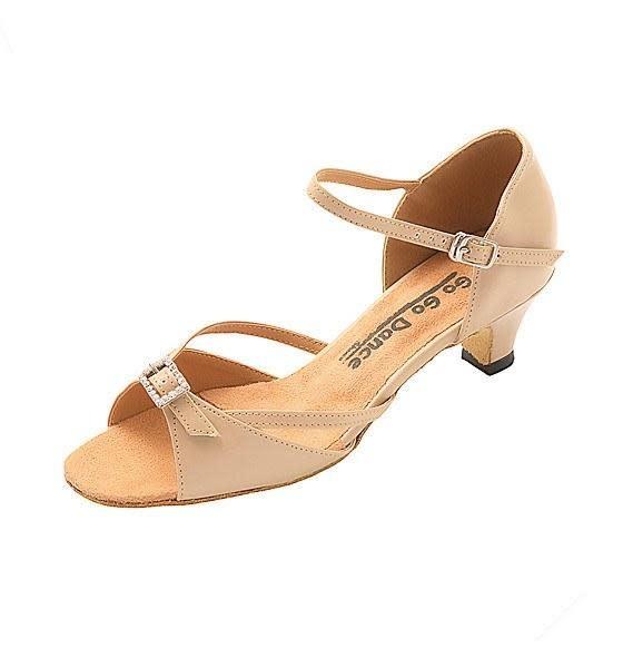 "Gogodance Ballroom Dance Shoes GO7161, 1.3"" Heel"