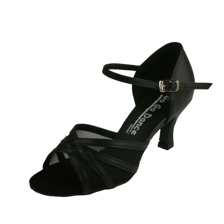 "Gogodance Ballroom Dance Shoes GO4072, 2.5 "" Heel"