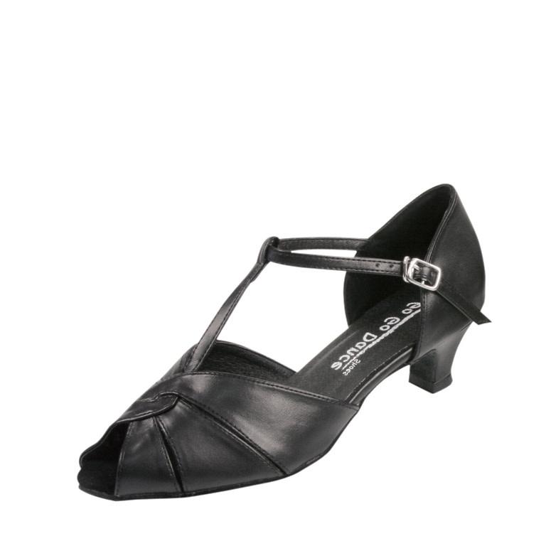 "Gogodance Ballroom Dance Shoes GO7050, 1.3 "" Heel, T-Strap"