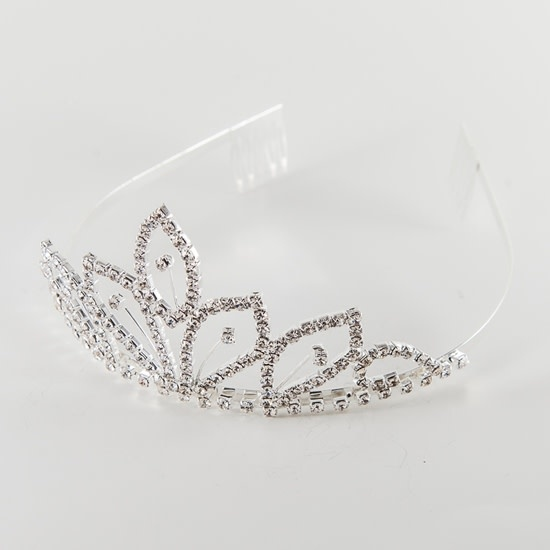 """FH2 """"Large Tiara with Comb"""" FH2 TR0603"""