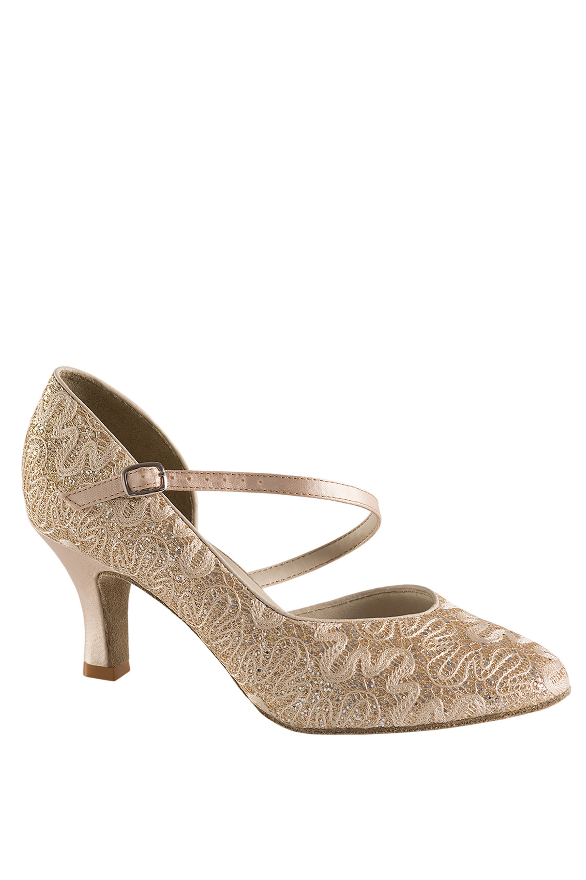 "So Danca Ballroom Dance Shoes So Danca BL-504, 2.5"" Heel, Close Toe"