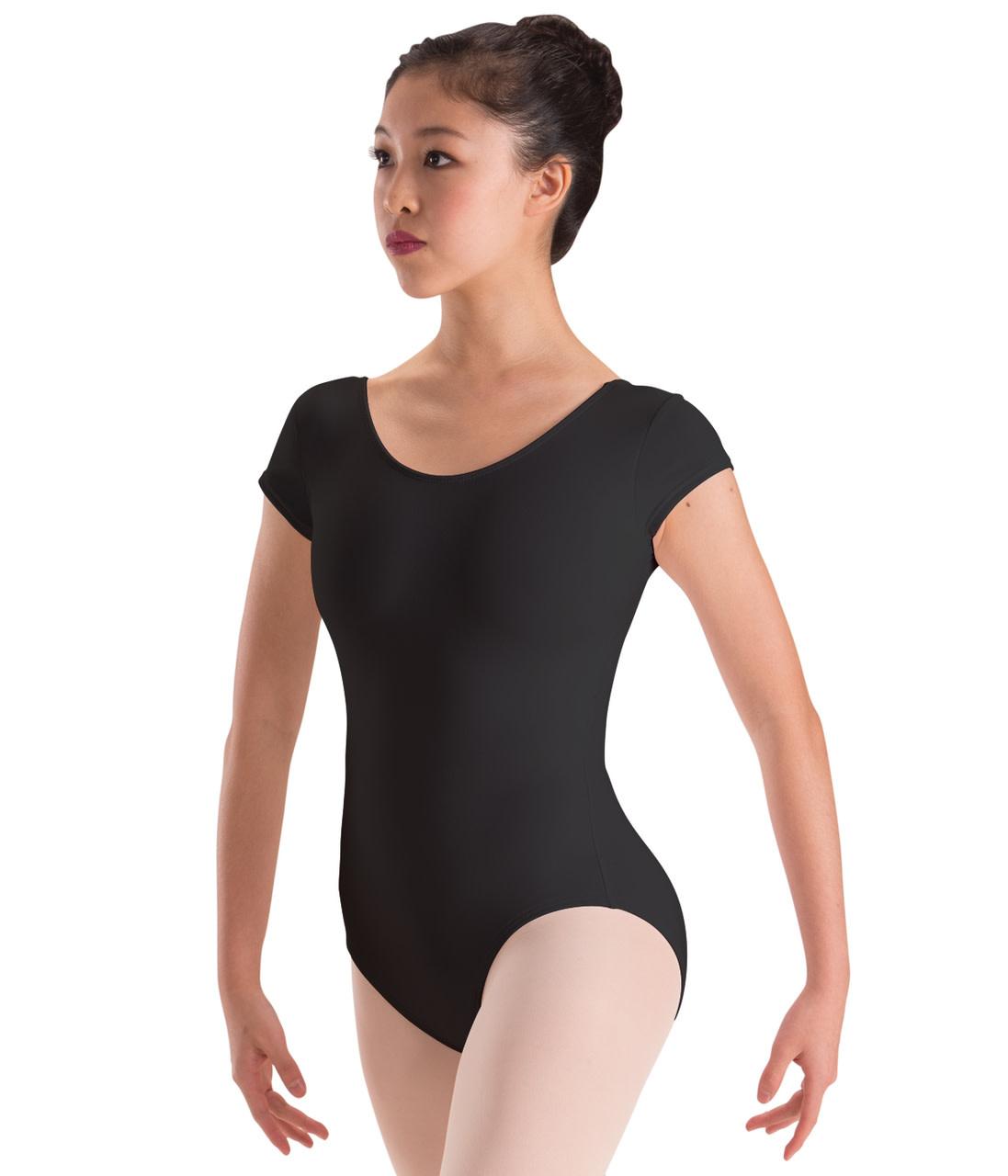 Motionwear Cap Sleeves Leotard Motionwear 2105