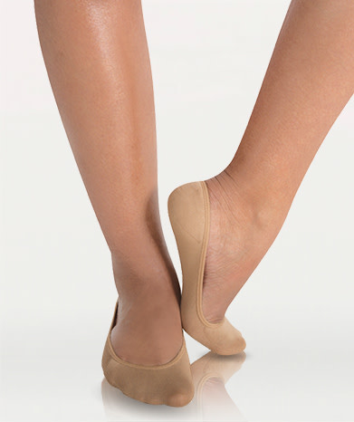 Body Wrappers Foot Tights Body Wrappers A77, 2 by package, Color: Jazzy Tan