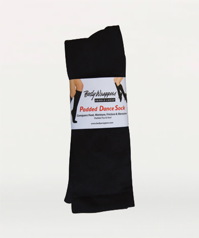 """Body Wrappers """"Padded Dance Sock"""" A78 Body Wrappers"""