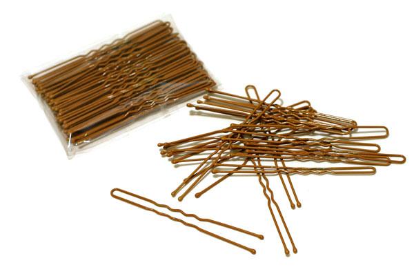 FH2 3 inch Hair Pins FH2 AZ0028, 60 Pin Package