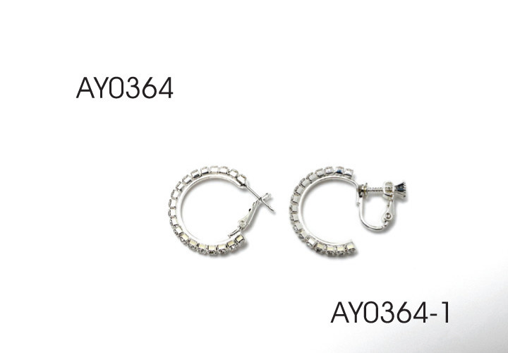 FH2 20mm Hoop earrings FH2 AY0364