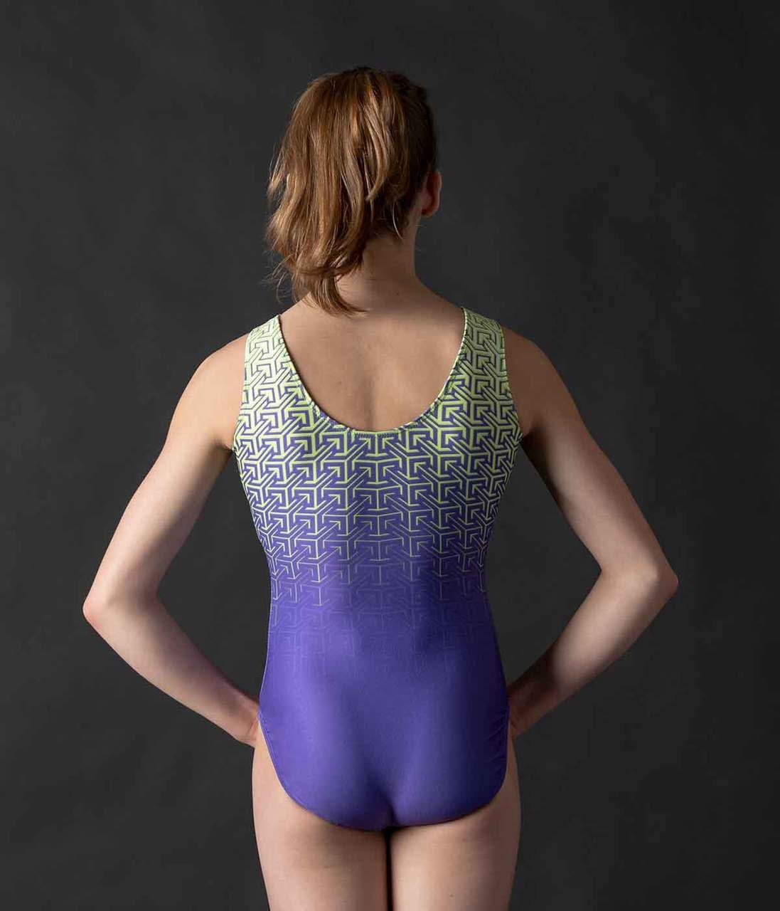 Motionwear Gym Leotard Motionwear 1913