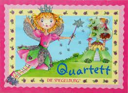 """Lillifée Jeu """"Quartett"""" Lillifée, 8604"""