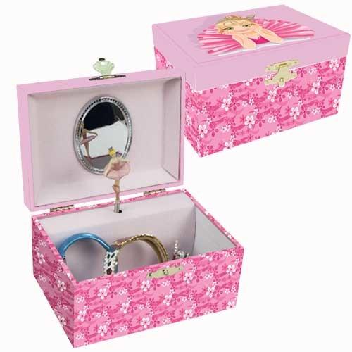 Sophia Ballerina Jewelry Box, Gunther Mele 71124000