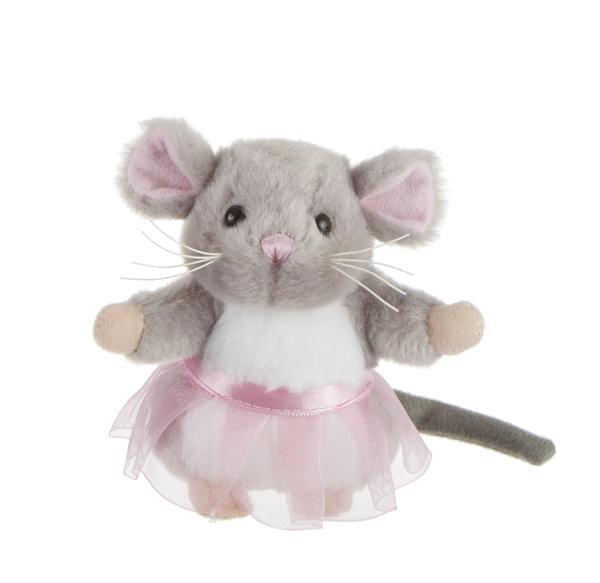 Li'l Ballerina Mice, Ganz H14699