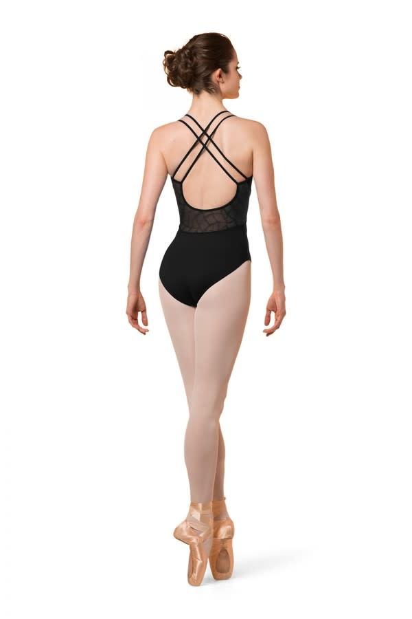 "Mirella Maillot Mirella M2163LM, Bretelles multiples, Style ""X-back Camisole"""