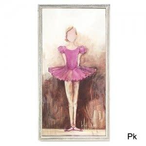 """Dasha Toile en canevas """"Ballerina"""", Dasha 6421"""