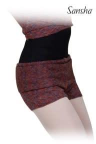 Sansha Mohair knitted Short Sansha KT0630A