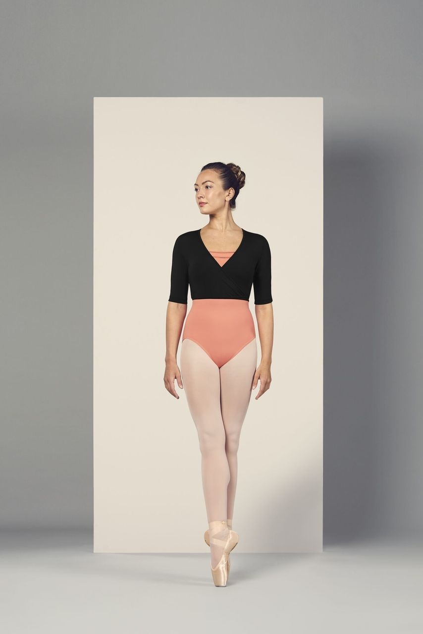 Bloch Wrap Top Bloch Z4909