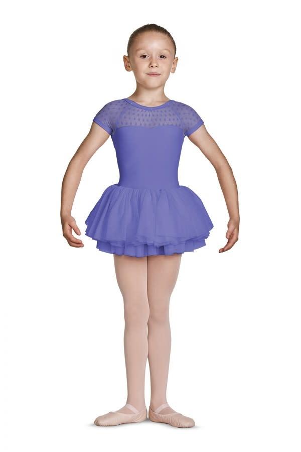 Mirella Spot Mesh Tutu Dress Mirella M1082c