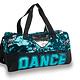 DanzNmotion Sequin Dance Heart Duffle DanzNmotion B842