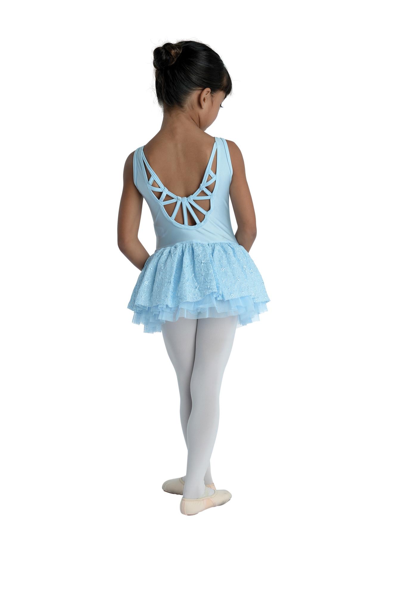 DanzNmotion Tutu Dress Danshuz 19205C
