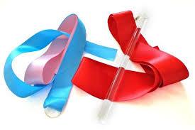 Mimy Design Ribbon Sticks Suitable for RAD grade 1, Mimy E004