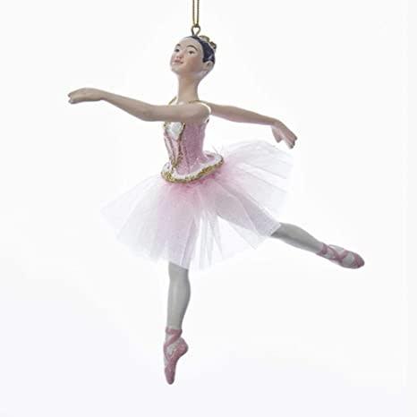 """""""Asian Ballerina"""" Ornament, Kurt S. Adler E0238"""