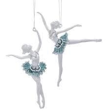Ballerina Ornament, Kurt S. Adler T2500