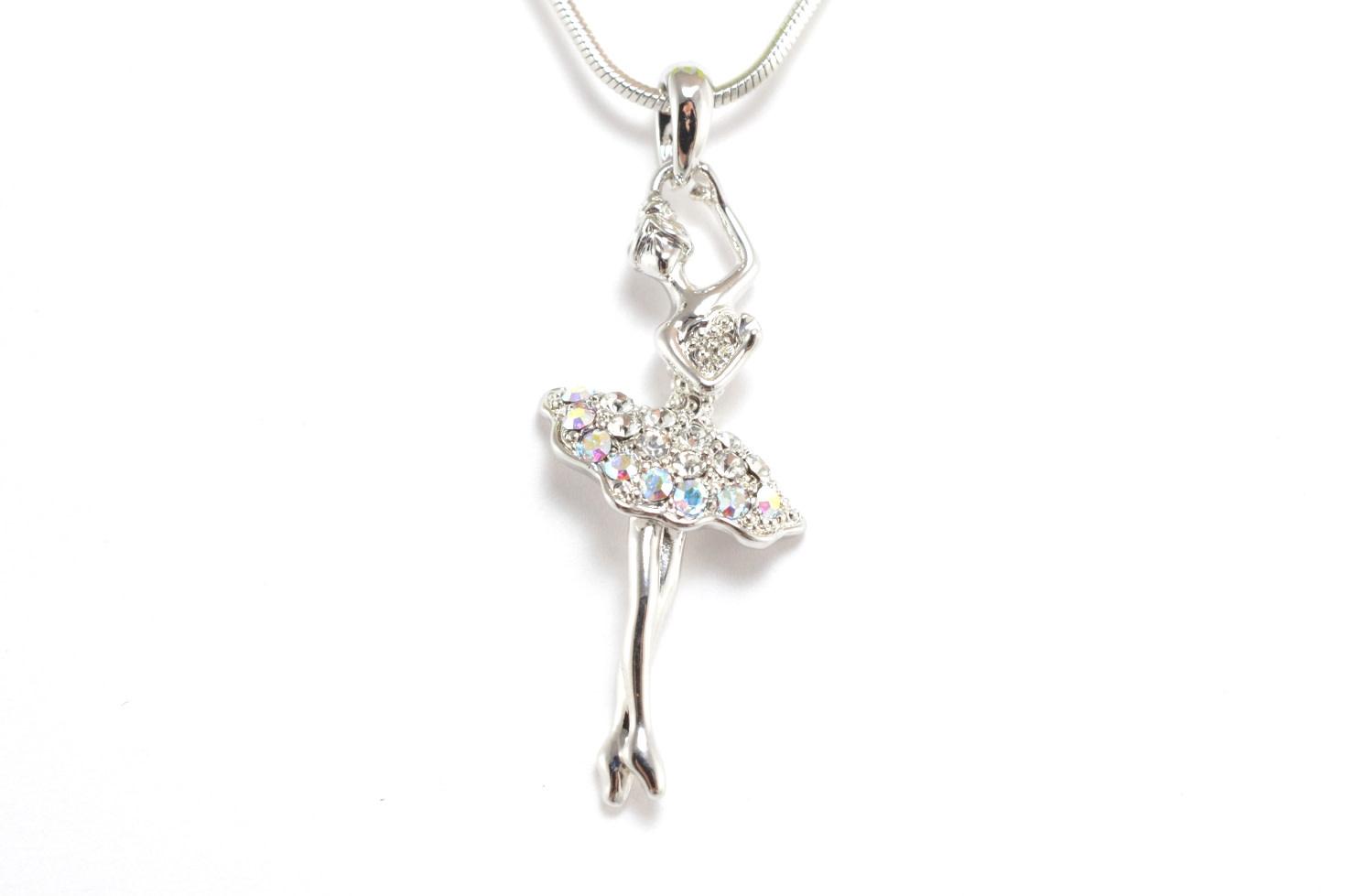Ballerina Necklace, Yunie N050325E