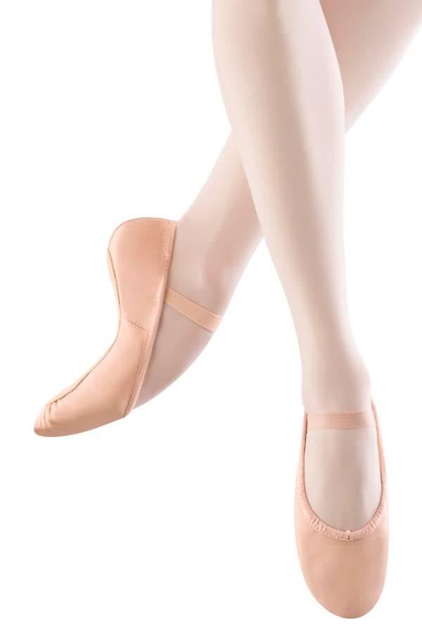 Bloch Ballet slippers Bloch S0205L, Full Sole, Leather