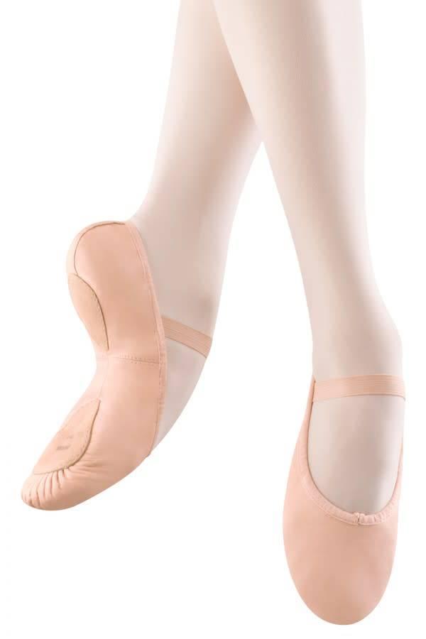"""Bloch Ballet slippers Bloch S0258L, Split sole"""",  'A' grade leather"""