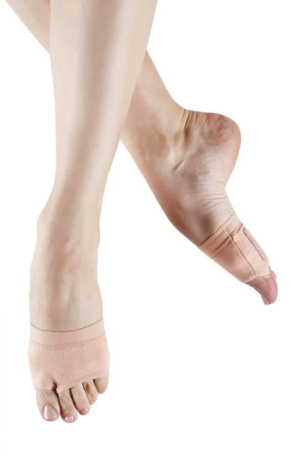 "Bloch Bout de pied ""Foot thong"" Bloch S0638L ""Orbit"", Canevas ""Stretch"""