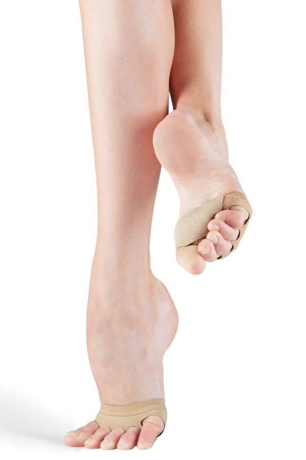 "Bloch Bout de pied ""Foot thong"" Bloch S0642L ""Neoprene Footform"", En néoprène"