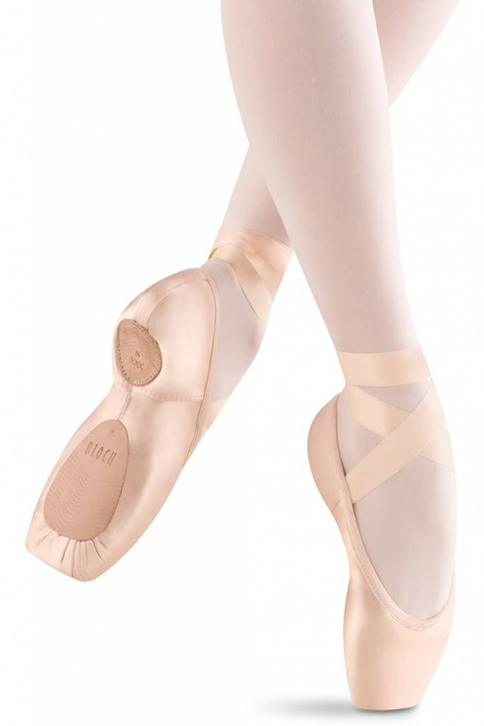 Bloch Dramatica II Streatch Pointes Shoes Bloch S01732L