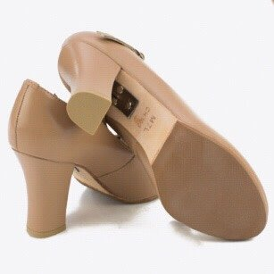 So Danca Character Shoe So Danca CH-103, 3 Heel, Leather Upper, Leather Sole