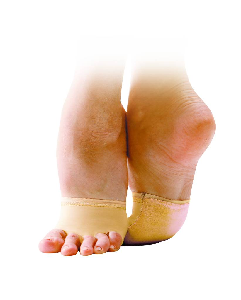 "Motionwear Foot thong Motionwear 383 ""Dance Sole"""