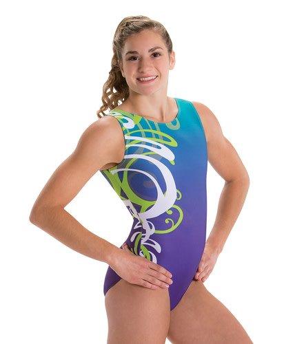 93c497560da1 Gymnastics Leotard Motionwear 1274 -